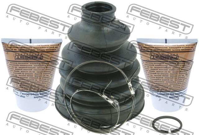 Пыльник ШРУСа внутренний комплект 92.5X139X30.8. Febest (2315-T5ATT)