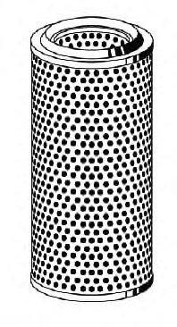 ВОЗДУШНЫЙ ФИЛЬТР (Mann C 1652). Bosch (1987429400)