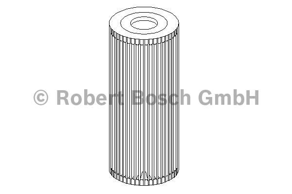 ВСТАВКА МАСЛЯНОГО ФИЛЬТРА MB (Mann HU 718/4 X). Bosch (1457429263)