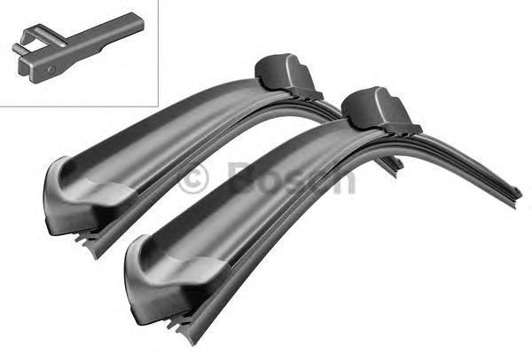 СТЕКЛООЧИСТИТЕЛИ АЭРОТВИН 700/700 мм. LLE/RLE. 950S. Bosch (3397118950)