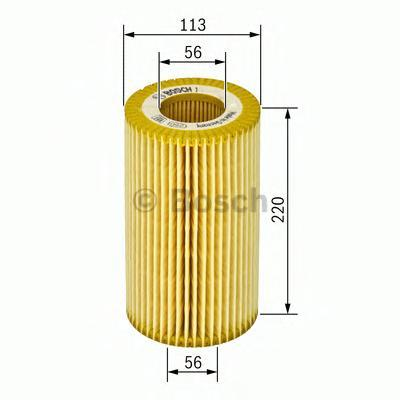 Фильтр масляный. Bosch (F026407045)