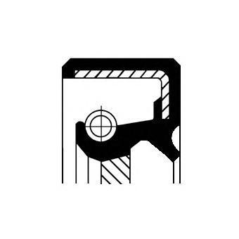 Сальник приводного вала. Corteco (19034041B)