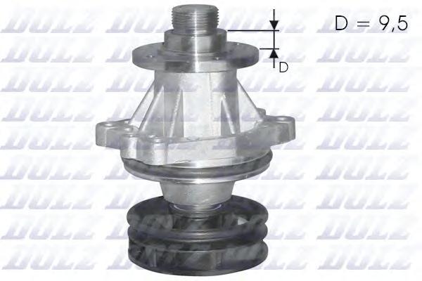 Насос водяной. Dolz (B214)
