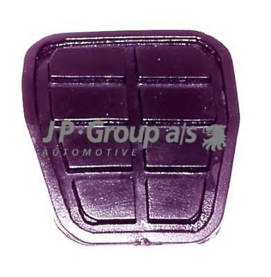 Накладка педали. JP Group (1172200100)
