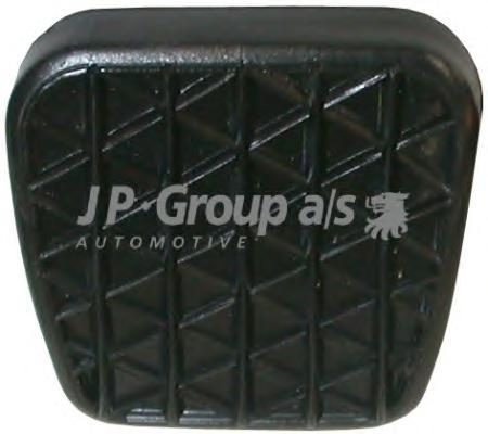 Накладка педали. JP Group (1272200200)
