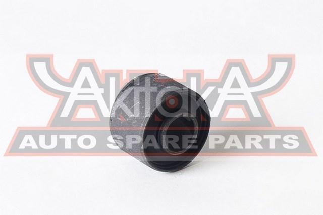 Сайлентблок переднего рычага задний без кронштейна. Akitaka (0201-001)