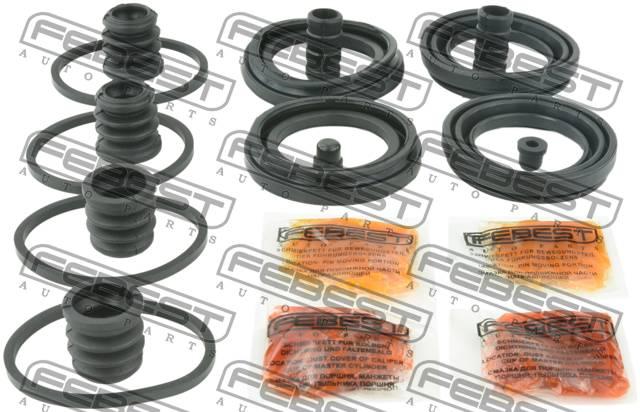 Ремкомплект суппорта тормозного переднего. Febest (0275-F24F)