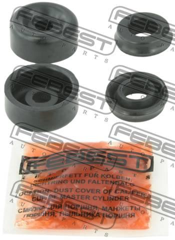 Ремкомплект суппорта тормозного заднего. Febest (0475-D31AR)