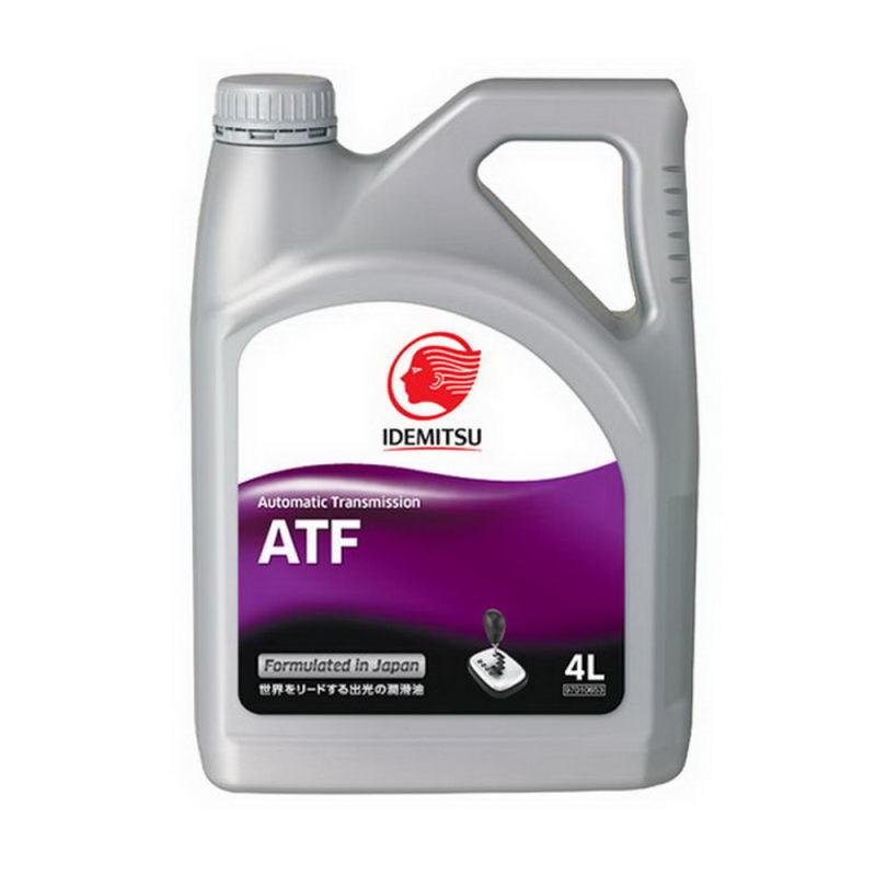 IDEMITSU ATF Жидкость для АКПП (4л). IDEMITSU (30450248-746)