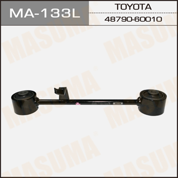 Рычаг верхний MASUMA rear up LAND CRUISER PRADO/ KDJ150L (L) (1/20). (MA-133L)