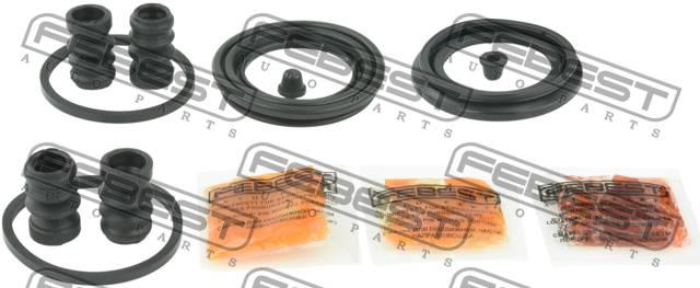 Ремкомплект суппорта тормозного переднего. Febest (0175-QNC20F)