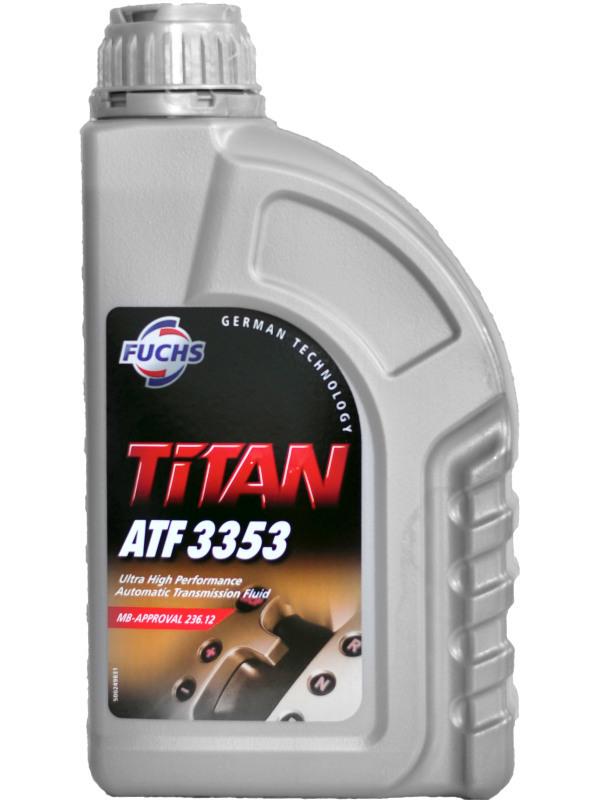 TITAN Жидкость для АКПП ATF 3353 1л. FUCHS (600631895)