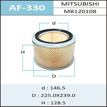 Воздушный фильтр A-330 HEPAFIX (1/12). (AF-330)