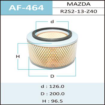 Воздушный фильтр A-464 HEPAFIX (1/20). (AF-464)