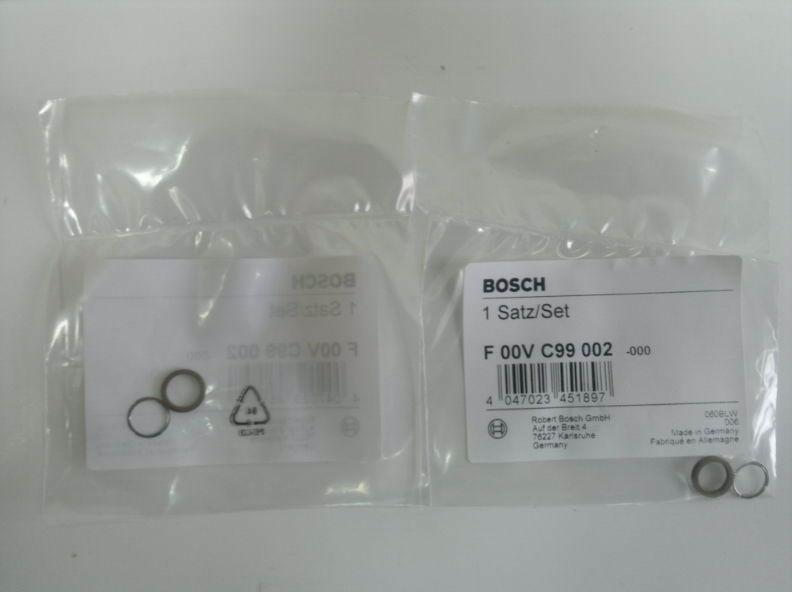 НАБОР УПЛОТНИТЕЛЬНЫХ КОЛЕЦ. Bosch (F00VC99002)