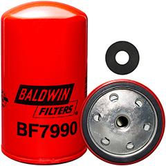 ФИЛЬТР ТОПЛИВНЫЙ BF7990. Baldwin