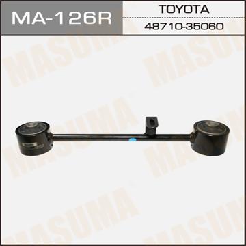 Рычаг верхний MASUMA rear up LAND CRUISER PRADO/ GRJ120L (R). (MA-126R)