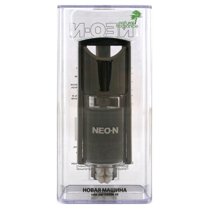 NEON-59(20/80) Ароматизатор на дефлектор  NEO-N  Новая машина (8 мл.) (шт.). FKVJP (NEON-59)