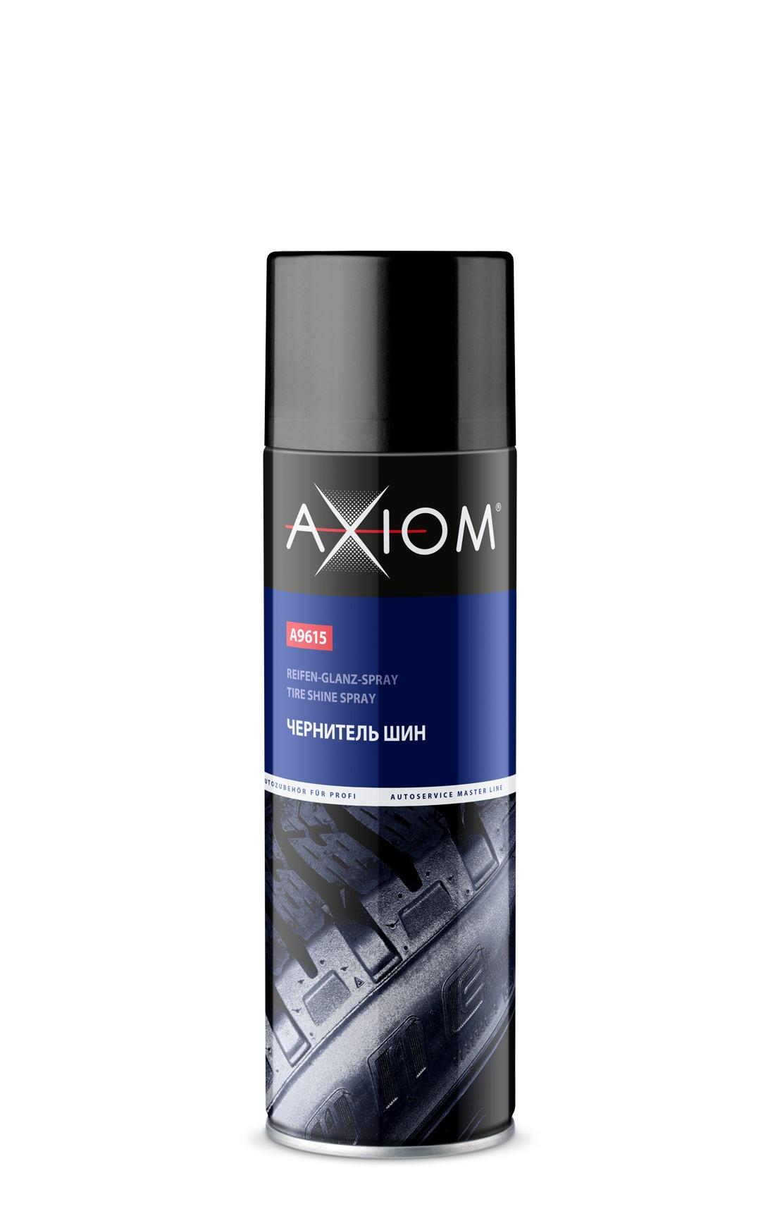 Чернитель шин 650 мл. AXIOM (A9615)