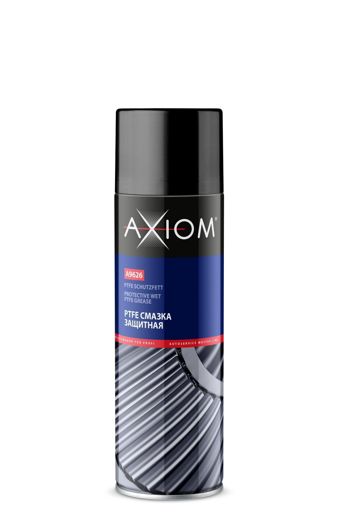PTFE Смазка защитная 650 мл. AXIOM (A9626)