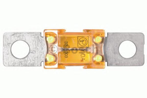 ПРЕДОХРАНИТЕЛЬ Screw locking element Mega 200A. Bosch (1987531004)