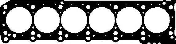 Прокладка ГБЦ. Elring (044.581)