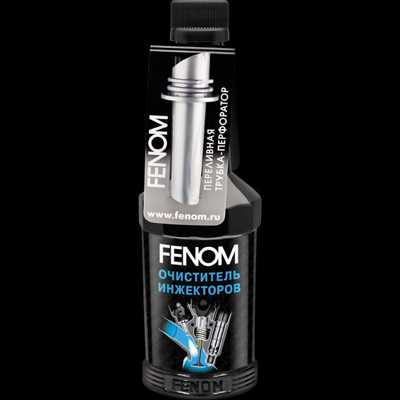 Очиститель инжекторов FENOM FUEL INJECTOR CLEANER 300 мл. (FN1236)