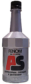 Депрессорная присадка ( Антигель ) к дизтопливу 500:1 FENOM WAX ANTI-SETTLING 1л.. (FN741)