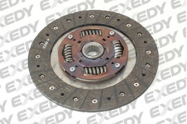 Диск сцепления (225-mm). Exedy (FJD013U)