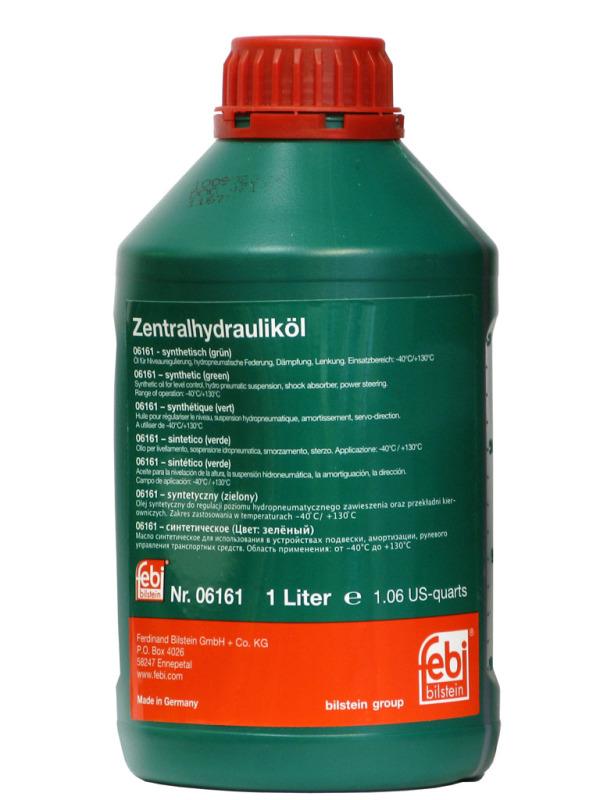 Жидкость для гидроусилителя [зелёная]. Febi (06161)