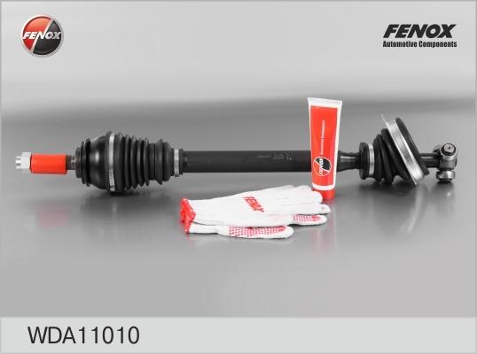 Привод в сборе левый. FENOX (WDA11010)