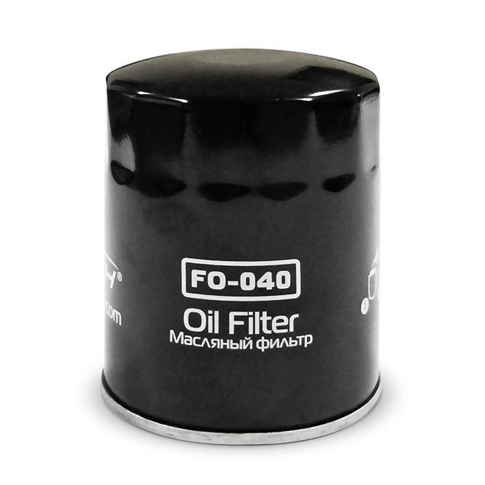 Фильтр масляный. Fortech (FO040)