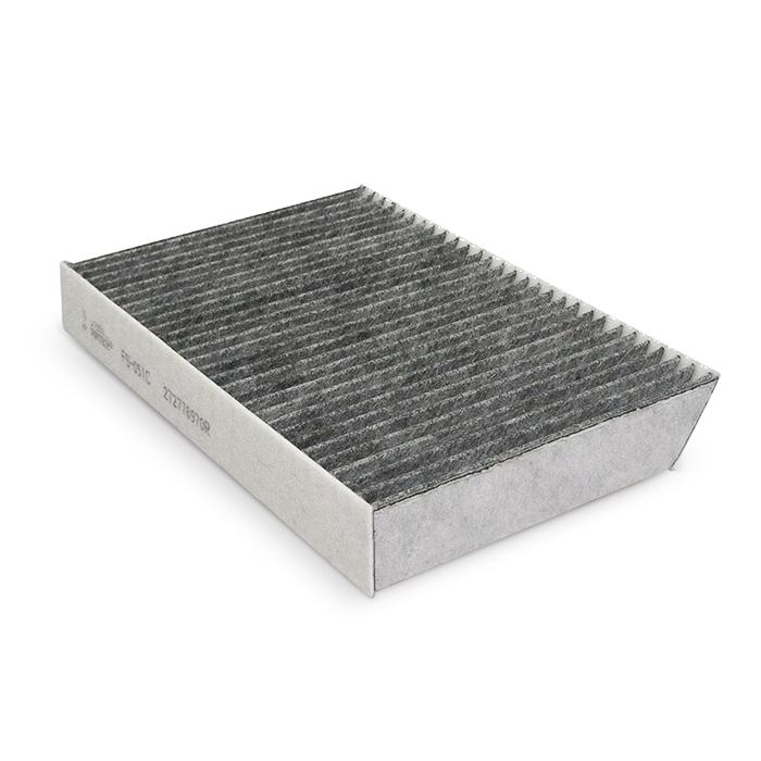 Фильтр салонный угольный. Fortech (FS051C)