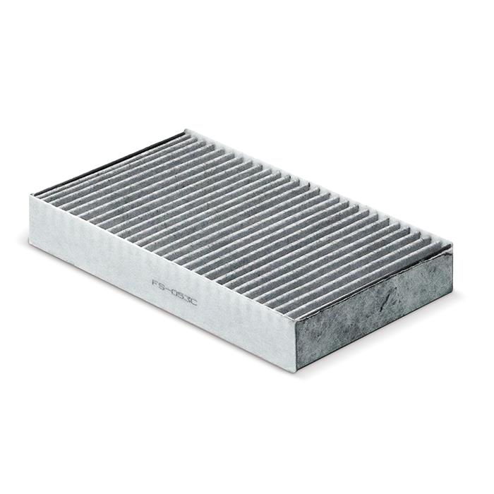 Фильтр салонный угольный. Fortech (FS053C)