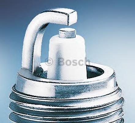 СВЕЧА VR7SES (KIA Solo 1.6). Bosch (0242135519)
