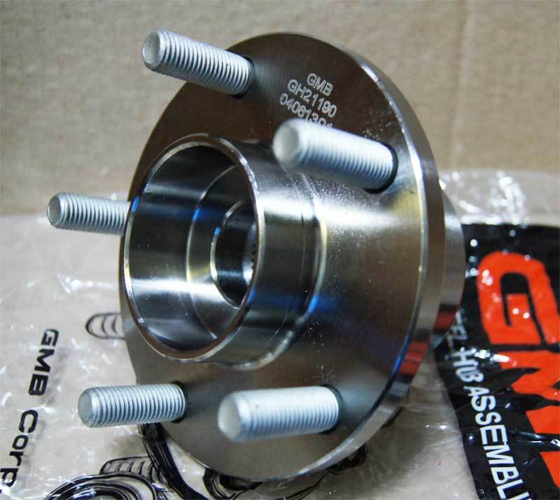Ступица с подшипником передняя. Gmb (GH21190)