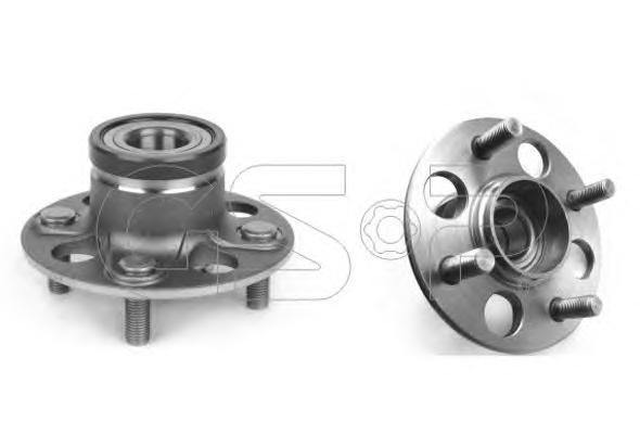 Комплект подшипника ступицы колеса. GSP (9228019)