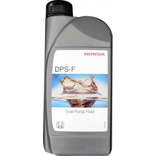Масло трансмиссионное dps-f 1l. HONDA (0829399902HE)