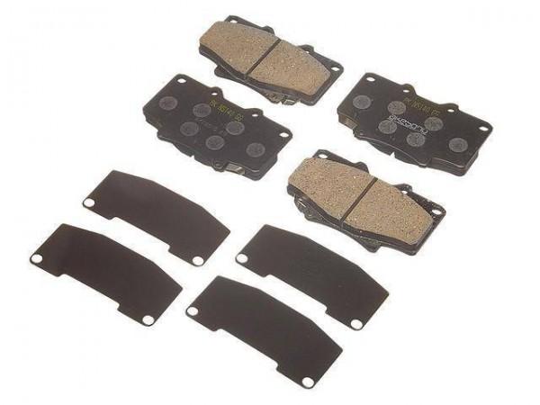 Колодки дисковые передние. Kashiyama (D2023)