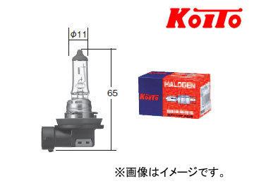 Лампа головного света H11 12V 55W (other brand). KOITO (0110)