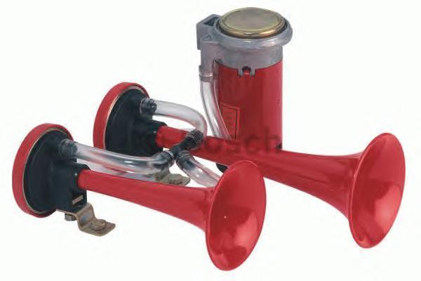 Сигнал звуковой пневматический 24V. Bosch (0328006002)