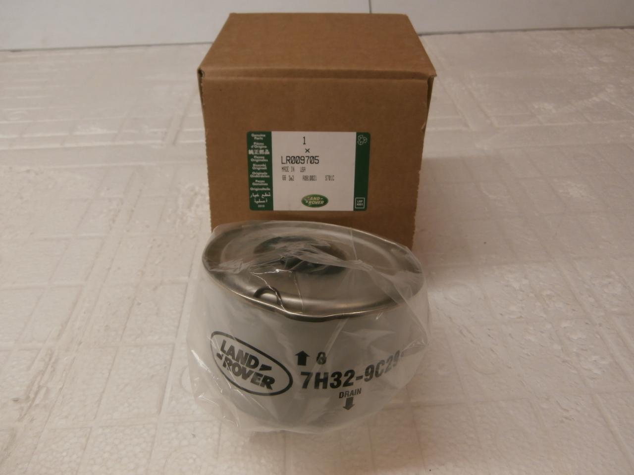 Фильтр топливный  дизель . LAND ROVER (LR009705)