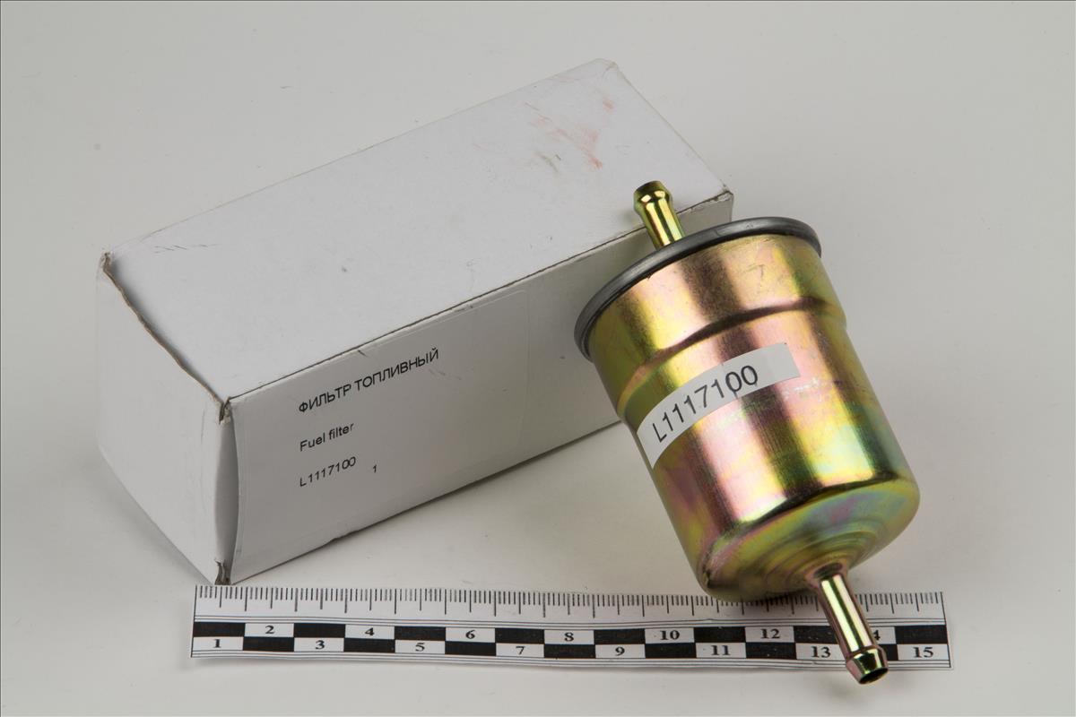 Фильтр топливный SOLANO, BREEZ. LIFAN (L1117100)