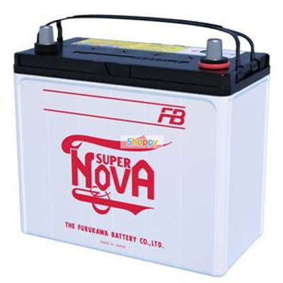 Аккумулятор FB SUPER NOVA. FURUKAWA (55B24L)