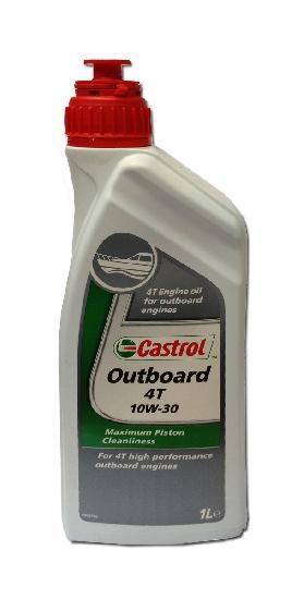 Castrol Outboard 4T 10W30, 1L (минеральное моторное масло), шт. Castrol (151AD7)
