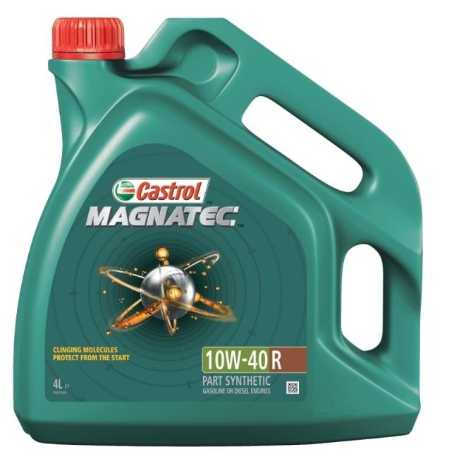 Castrol Magnatec , 10W40 R 4L NEW ( масло моторное), шт. Castrol (153B0C)