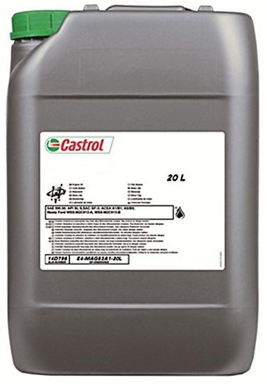 Castrol ATF Multivehicle , 20 L(Transmax Е) (жидкость для автоматических трансмиссий), шт. Castrol (14FFCC)