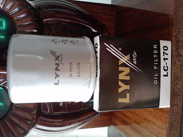 170 LC/C110 Фильтр масляный LYNX, шт. (LC-170)