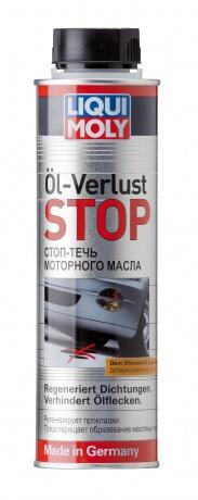 Стоп-течь мот.масла Oil-Verlust-Stop (0,3л), шт. Liqui moly (1995)