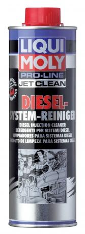 Жид. д/очистки диз.топл.систем JetClean Diesel-Syst.-Rein.(0,5л), шт. Liqui moly (5154)